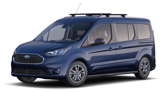 2020 Ford Transit Connect XLT Passenger Wagon Commercial-truck